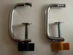 "Pasta Machine ""C"" Clamps"