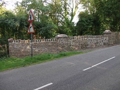 Mountsorrel Parish Council sponsors repointing of Wood Lane bridge