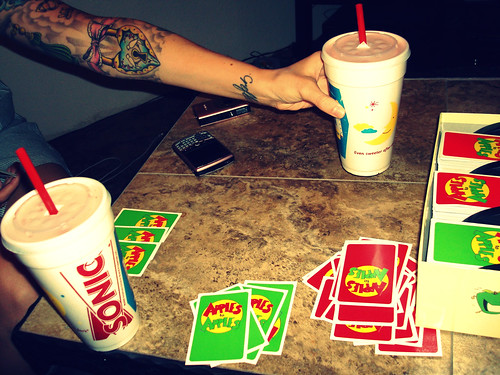 Apples to Apples!