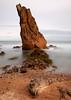 Cullen Beach (Pleasureprinciple2013) Tags: seascape beach rocks seashore threekings cullen rockformation morayshire pleasureprinciple cullenbeach britishseascapes bw110filter