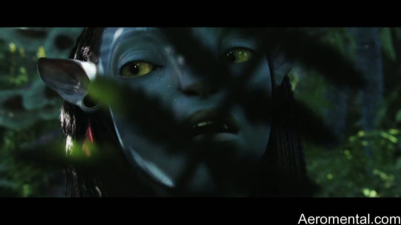 película Avatar Neytiri