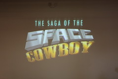 Dan Meth - The Saga of the Space Cowboy (Irish Wonderboy) Tags: newyork illustration leeds cartoons nti oldbroadcastinghouse danmeth