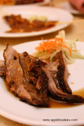 Barbeque Lamb Meat