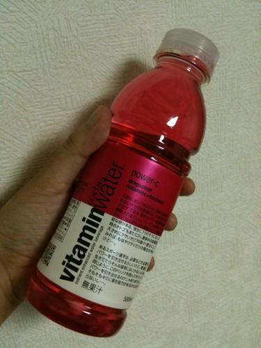 ビタミンウォーター