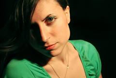 (ARACELOTA) Tags: portrait woman green girl face photo donna mujer model eyes gesicht foto retrato femme mulher cara modelo portret ritratto modell 照片 портрет visage gezicht 写真 사진 modèle 模型 여자 сторона 女性 женщина fronte фото モデル γυναίκα πορτρέτο πρόσωπο 肖像画 얼굴 초상화 модель 面孔 表面 φωτογραφία 모형 画象 πρότυπο