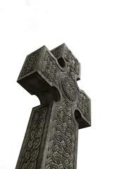 Celtic-Style Cross (KM101011) Tags: graveyard stone scotland cross angus gravestone celtic arbroath celticcross stvigeans