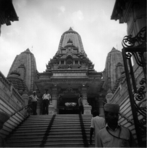 Calcutta Temple holga