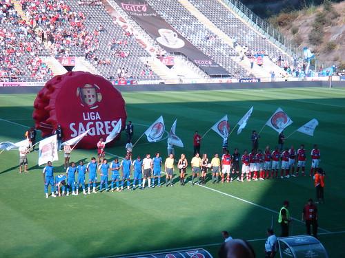 SPORTING CLUBE DE BRAGA  2009 - 2010  LIGA SAGRES / sp. braga - belenenses