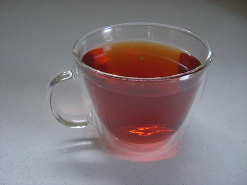 Mug of Blueberry Tea