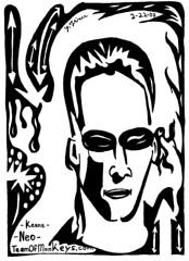 Fame-Maze-Keanu-Reeves-yfrimer-2007