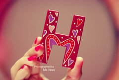 H for (v3vo-- away.) Tags: 3 love k out for nikon hand shots nail bored polish h welcome nailpolish haya thanx d80 elmodel nikond80 msvevo thanxdarling3