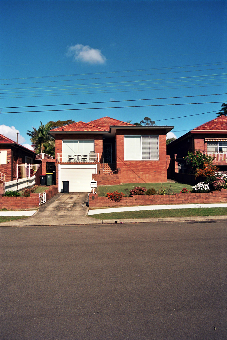 Red brick house, 2009