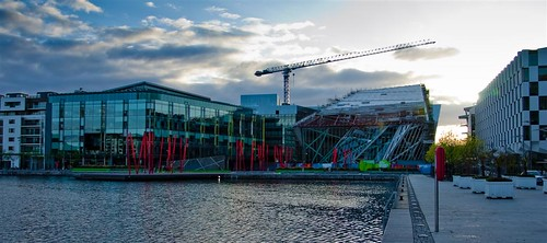 Dublin - Grand Canal Dock by boldorak2208, on Flickr