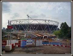 London Olympic Park 2012