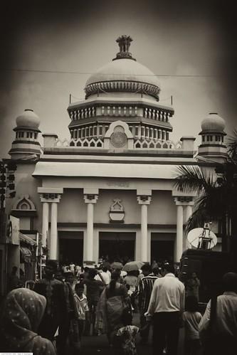 Durga Puja - Bagh Bazaar