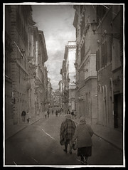 old women (loganbertram) Tags: street old italy easter photography women logan mass oldstreet oldwomen bertram loganbertram loganbertramphotography