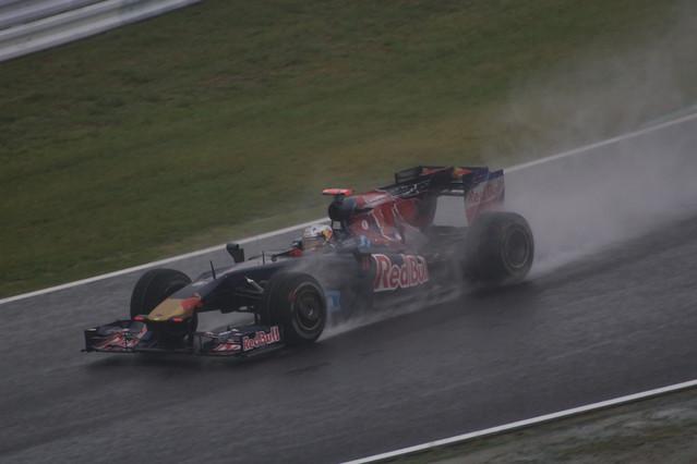 Sebastien Buemi - Toro Rosso STR4