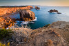 Into the end of the World (lucagiustozzi.com) Tags: seascape portugal algarve costavicentina ilustrarportugal