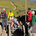 Chris Waddell Climbing Kilimanjaro