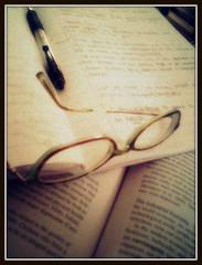 27/365 - Studying.