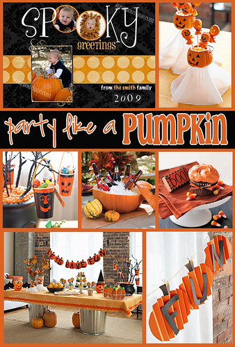 party like a pumpkin