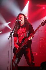 Slayer (3) (Troy Constable Photography) Tags: metal concert live gig australia nsw slayer megadeth davemustaine thrashmetal kerryking hordernpavilion tomaraya hordernpavilionmoorepark