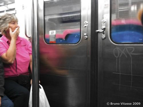 Pink underground