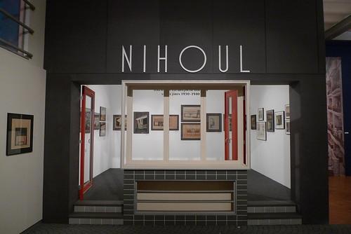 Exposition Le temps des Boutiques- Bruxelles- octobre 2009