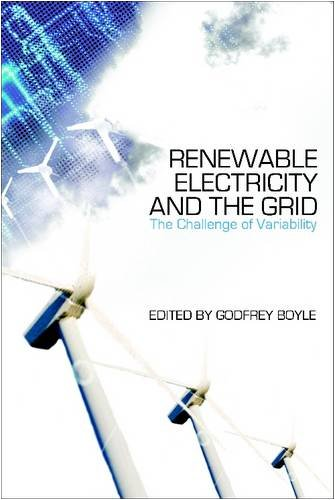 EBook Renewable Electricity and the Grid: The Challenge Of Variability 4021892858_e64303f410_o