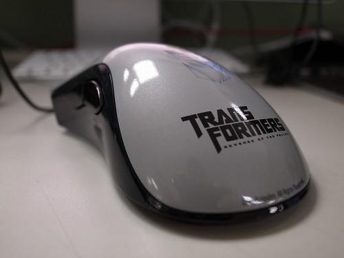 Razer Deathadder Trans Formers - 13