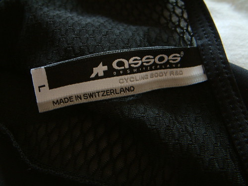 Assos BMC Fi.Team Shorts - Made In Switzerland