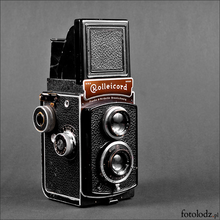 Rolleicord Ia Model 2