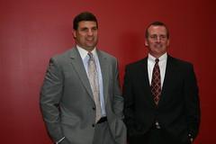 Senator Peters and his Business Partner Joe Incarnato