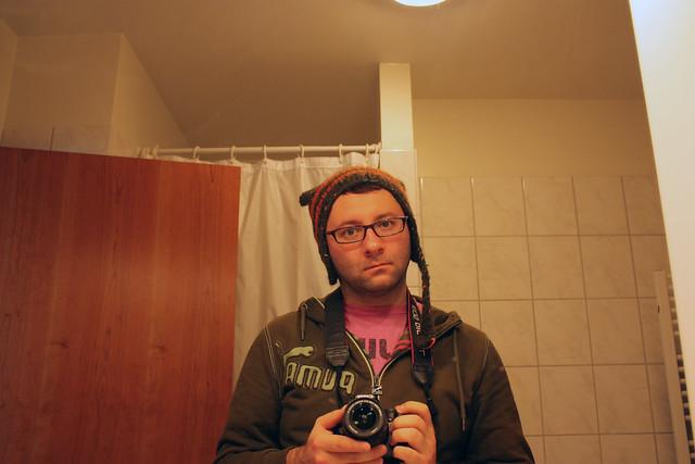 New hat/Ný húfa