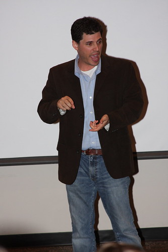 Max Brooks - UAB - October 29
