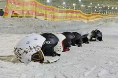 Test lyžařských helem - levná nemusí být nebezpečná