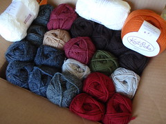 Knit Picks yarn for gifts