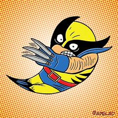 Wolverine Twitter Avatar