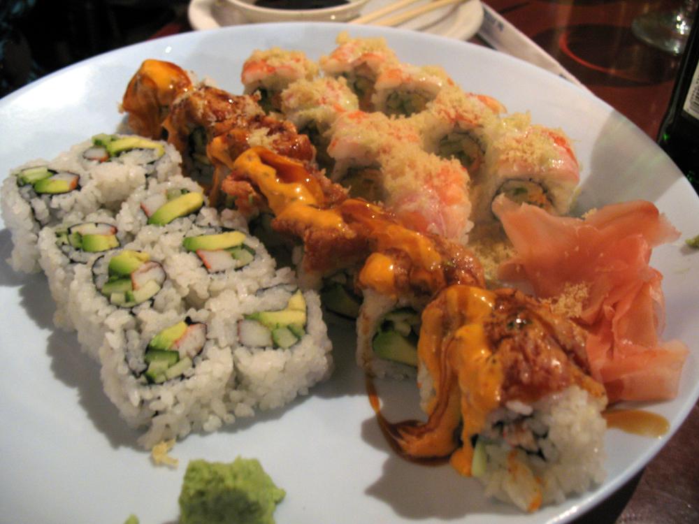 Sushi Rampage