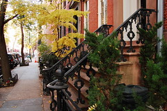 GREENWICH VILLAGE NEW YORK NEW YORK CITY MANHATTAN BUILDING architecture 1850's BARROW STREET GROVE STREET (moonman82) Tags: street city nyc newyorkcity urban house newyork streets building home nature architecture composition photography design town photo construction habit photos manhattan character content structure architectural formation architect frame type designs form essence build 1850s contents greenwichvillage physique temper habitus disposition grovestreet vitality temperament barrowstreet newyorkcitybuilding newyorkcitybuildings townnewyork newyorkin1850s