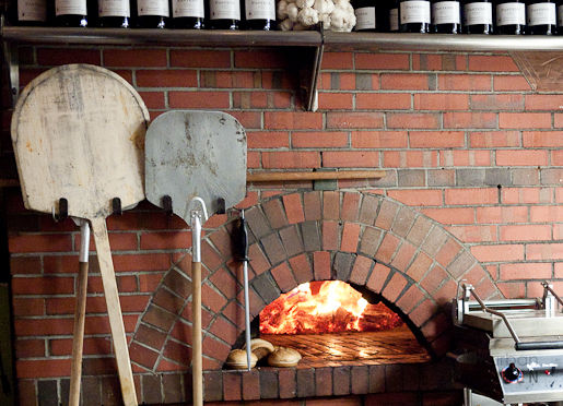 Brick Oven from Basta Pasta