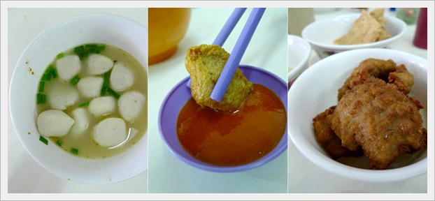Fishballs, Pork Beads, Pork Cutlets