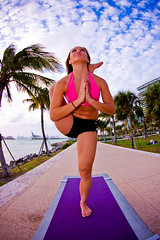 Balance (eyecbeauty) Tags: yoga miamibeach soe cloudscapes flexible 10faves southpointepark superphotographer anawesomeshot flickraward platinumheartaward thisphotorocks theperfectphotographer thebestshot artofimages artisawoman