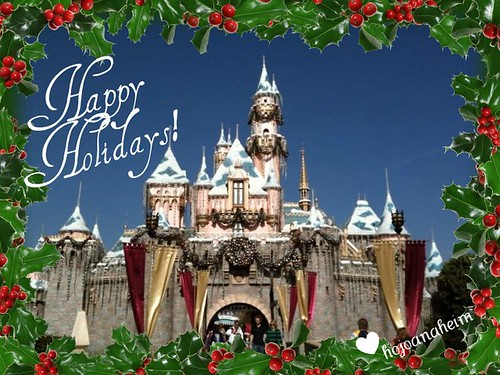 Happy Holidays, from your friends at HoJo Anaheim!