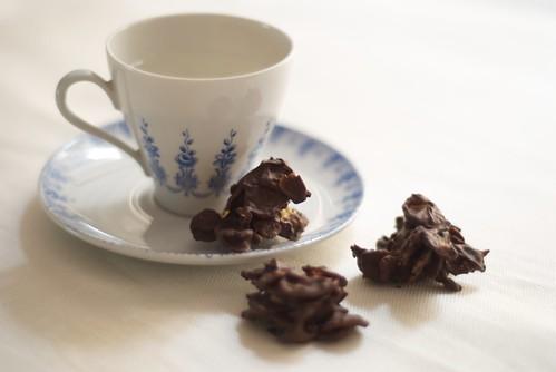 Crujientes de Chocolate