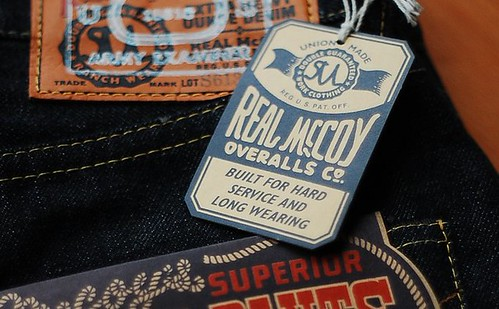 Real Mccoy Tag