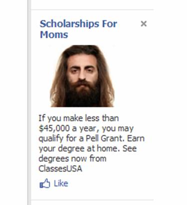 Another Facebook Ad FAIL