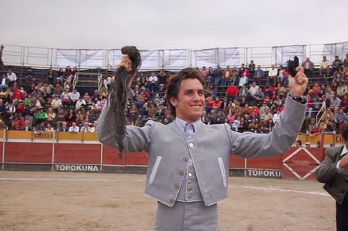Fernando Roca Rey en Villa María del Triunfo