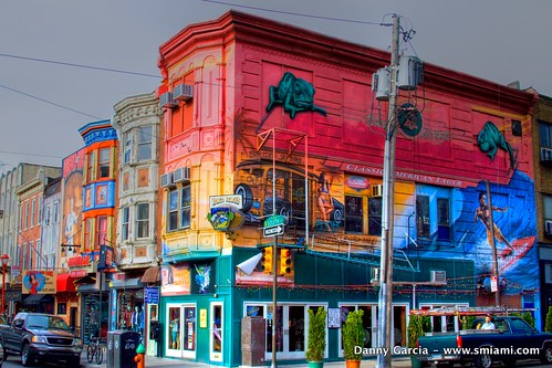 Philadelphia - South Street HDR