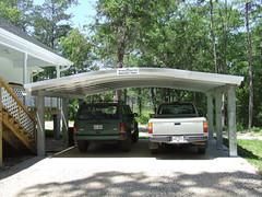 SteelMaster Steel Double Carport